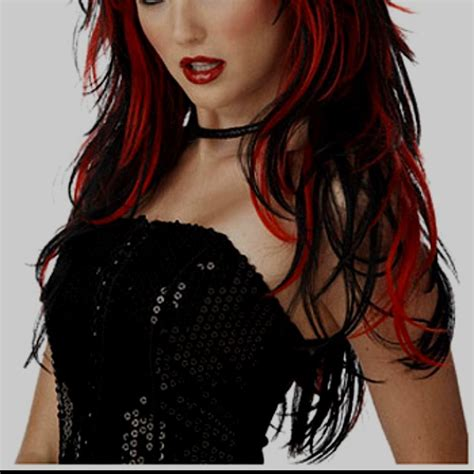 hairstyles black and red hair miss my black and red hair my insane sense of style