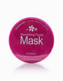 Rorec Honey Mask cherry blossom mask by rorec products beautymnl