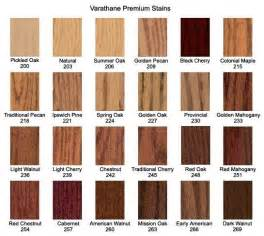 wood stains colors varathane wood stain color guide brown hairs