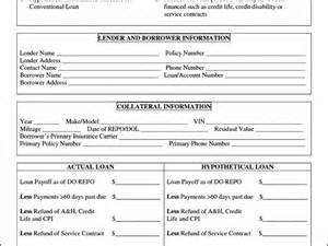 Individual Loan Agreement Template doc 736967 individual loan agreement personal loan