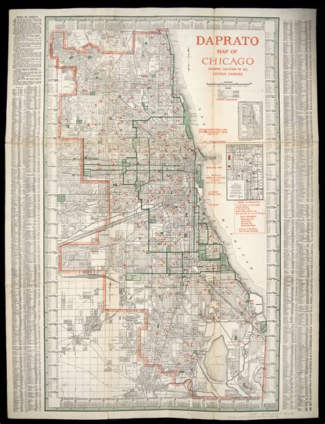chicago map 1920 faith in the city religion and in chicago