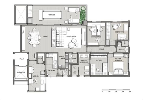 interior floor plans interior architecture plans new in home design floor plan country kitchen restaurant
