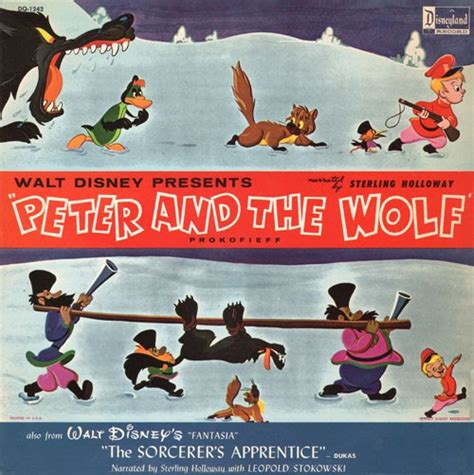 And The Wolf Disney