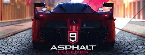 asphalt 9 legends gira a 60 fps su iphone e si aggiorna con nuove auto sfide e modalit 224