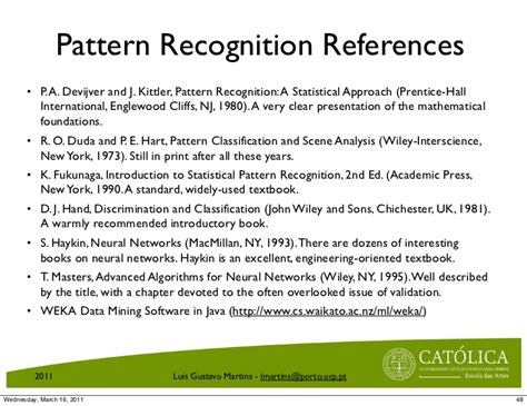pattern classification wiley interscience introduction to pattern recognition