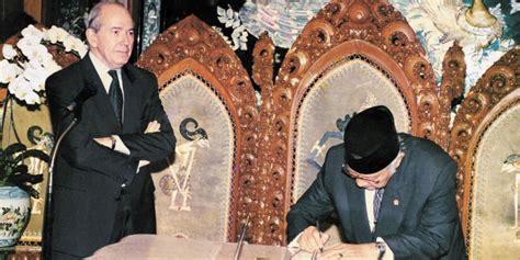 Letter Of Intent Indonesia Dan Imf Perbankan Dalam Pusaran Krisis Moneter 1997 1998 Liputan Khusus Perbankan