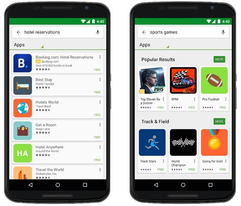 Play Store Like Ui Play Search Ads Are About To Get More In Your