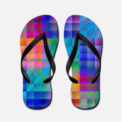 colorful flip flops colorful flip flops colorful flip flops sandals cafepress