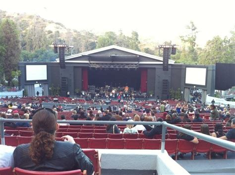 greek theater section c section c row d seat 130 goo goo dolls concert yelp