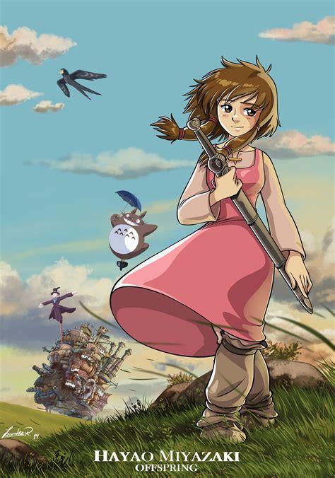 film anime com therru tales from earthsea by leandrotitiu on deviantart