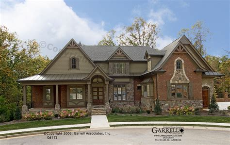 stone house plans bellevue house plan craftsman house plans