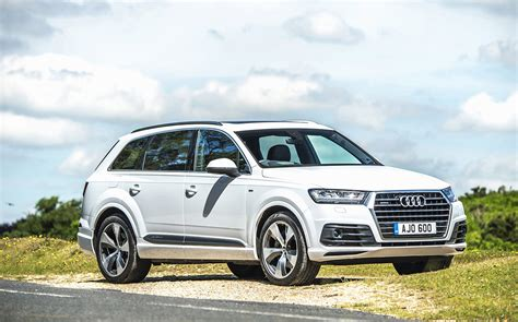 7 Sitzer Auto by The Aa Gill Review 2016 Audi Q7