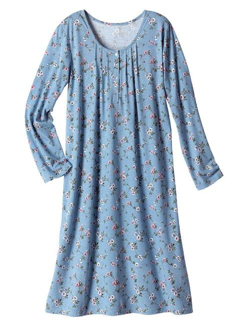 knit nightgowns knit nightgown amerimark catalog shopping for