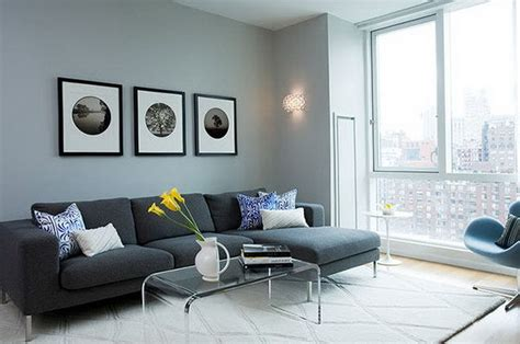 Livingroom Sofas Dark Gray Sofas Interiors With Gray And Inviting Sofas