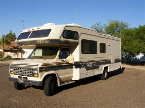 toyota tundra motorhome tioga ford e 350 chassis rvs for sale