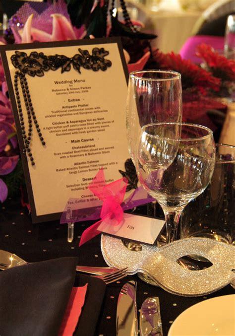 masquerade theme decorations masquerade wedding theme wedding