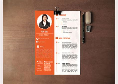 Creative Resumes Designs by Creative Resume Template 79 Free Sles Exles