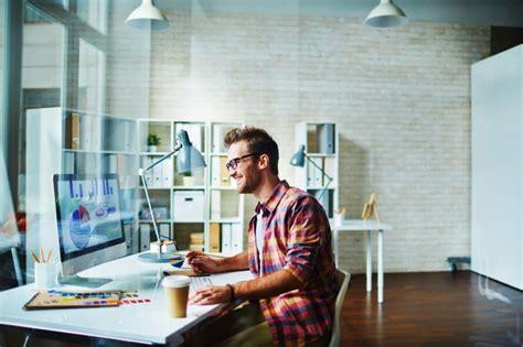 asi son las oficinas del futuro blog interdominios