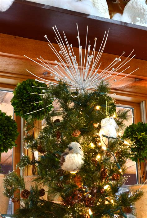 nature themed christmas tree use a nature theme to bridge from fall to winter decorating buffalo niagaragardening
