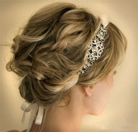wedding hairstyles for short hair updos 10 pretty wedding updos for short hair popular haircuts