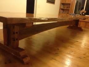 dining table and bench plans search