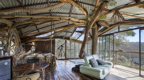 the treehouse barnes tree houses take architecture to new heights