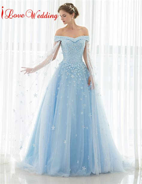 Light Wedding Dresses by Buy Wholesale Light Blue Wedding Dress From China