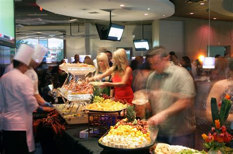 Dave Buster S Your One Stop Shop For Multi Location Events Daves Buffet
