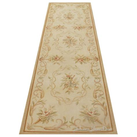 rug and home locations aliexpress buy 80x300cm runner woven aubusson area rug antique pastel floor