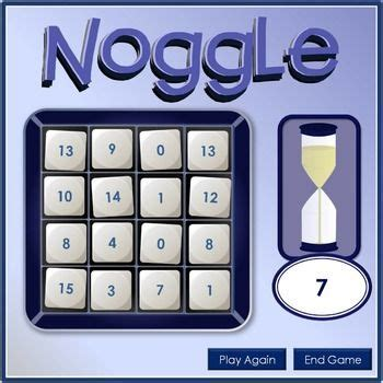 printable positive and negative number cards noggle interactive game positive numbers negative