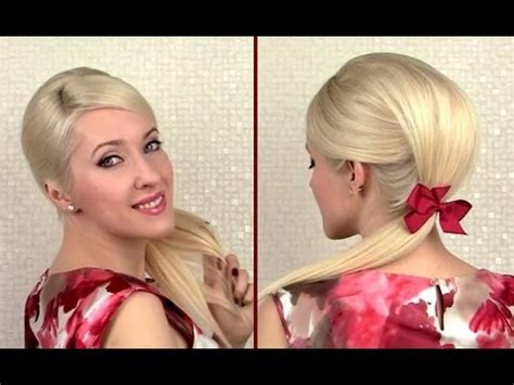 hairstyles with extensions tutorial knotted braid updo for medium long hair tutorial elegant