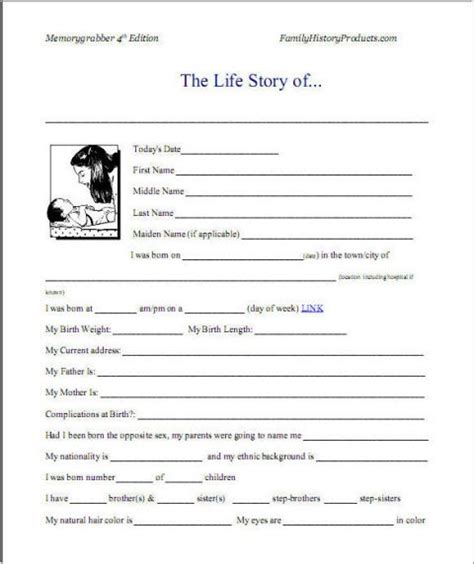 biography book 4th grade 4th grade biography report template biography template