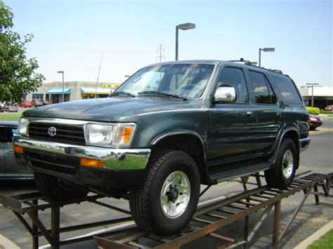 might purchase 93 tr4 toyota 4runner forum largest
