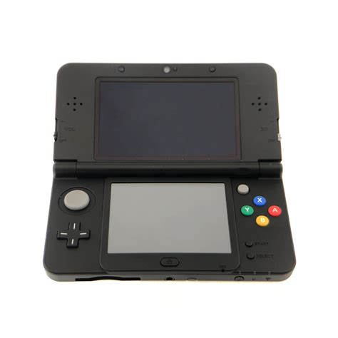 nintendo 3ds console sale new nintendo 3ds black console pre owned the gamesmen