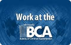Bca Criminal Record Bca Home Pages Bureau Of Criminal Apprehension Home
