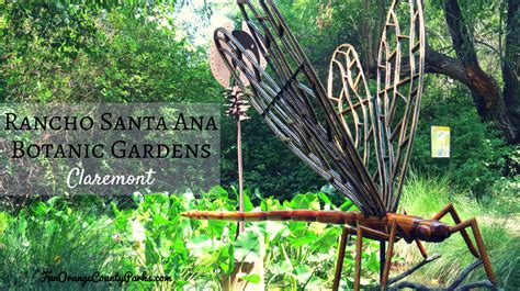 Claremont Botanical Gardens Claremont Botanical Gardens Pin By Kathy Honey Sleight On Roadtrip Rancho Santa Botanic