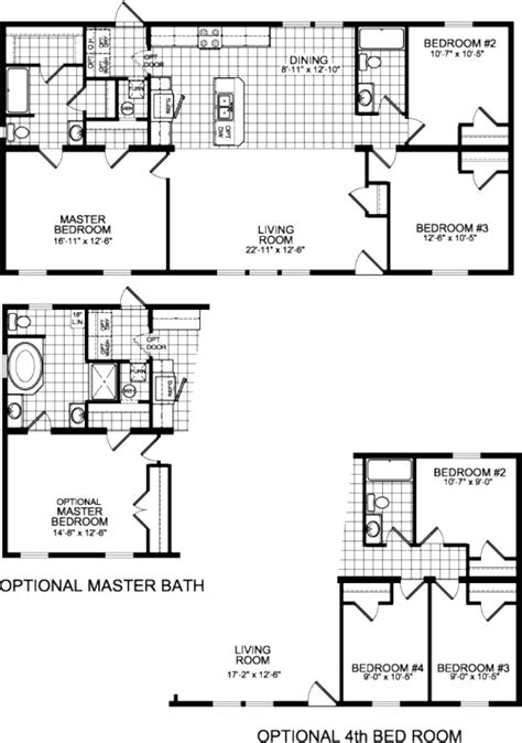 100 titan homes floor plans the mossberg