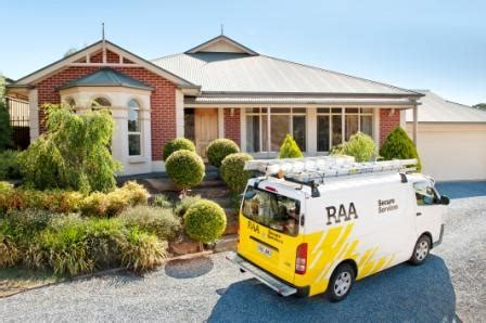 raa insurance security home security home security