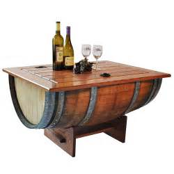 Chairs Benches Wine Barrel Coffee Table Wine Barrel Furniture