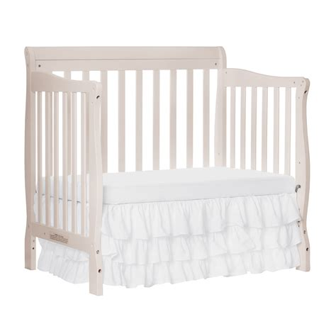 Crib Mini On Me Aden Convertible 4 In 1 Mini Crib Reviews Wayfair