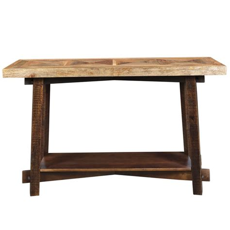 Yukon Console Table Nspire Yukon Console Table Walnut Disc 502 949 Modern Furniture Canada