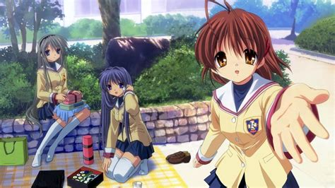 anime clannad clannad clannad wallpaper 13709737 fanpop