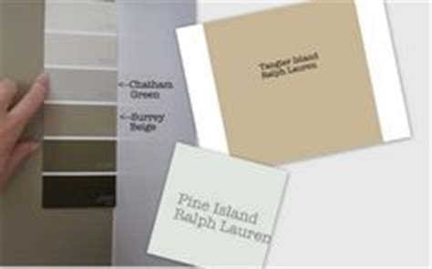 coordinating colors with ralph s tangier island paint for the home