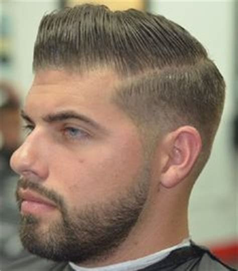how to do a prohibition mens cut bold disconnecthairstyle with shaved side part hipster