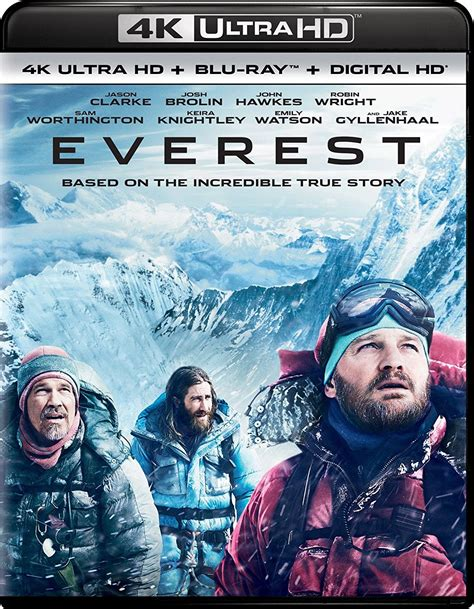 film everest belgium everest 4k blu ray