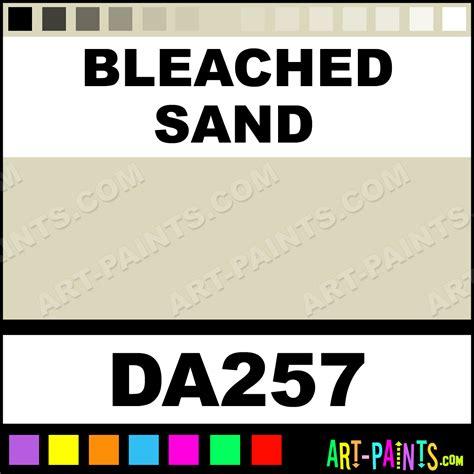 bleached sand decoart acrylic paints da257 bleached sand paint bleached sand color