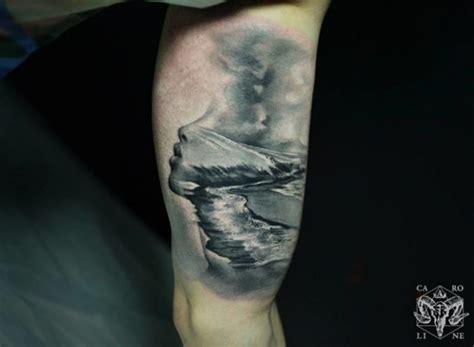 bigfoot silva tattoo striking antonio mora tattoos and for inspiration