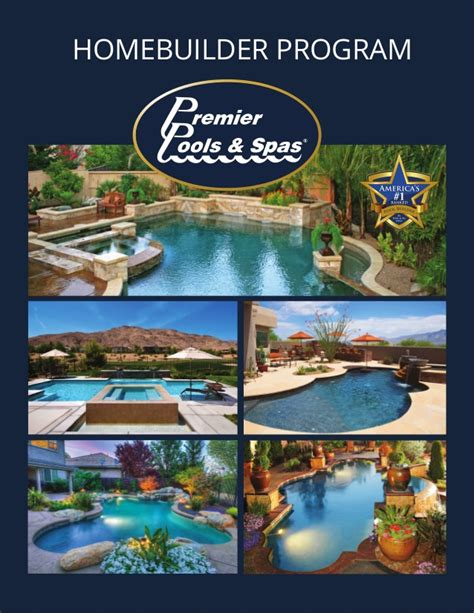 home builder program 2015 home builder brochure