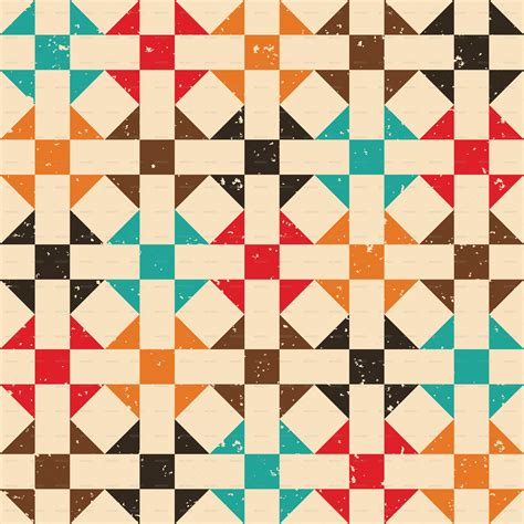 geometric pattern games retro geometric patterns by elenapro graphicriver
