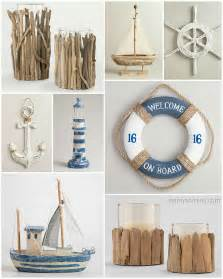 Nautical Home Decorations by Nautical Wedding Decor Viewing Gallery